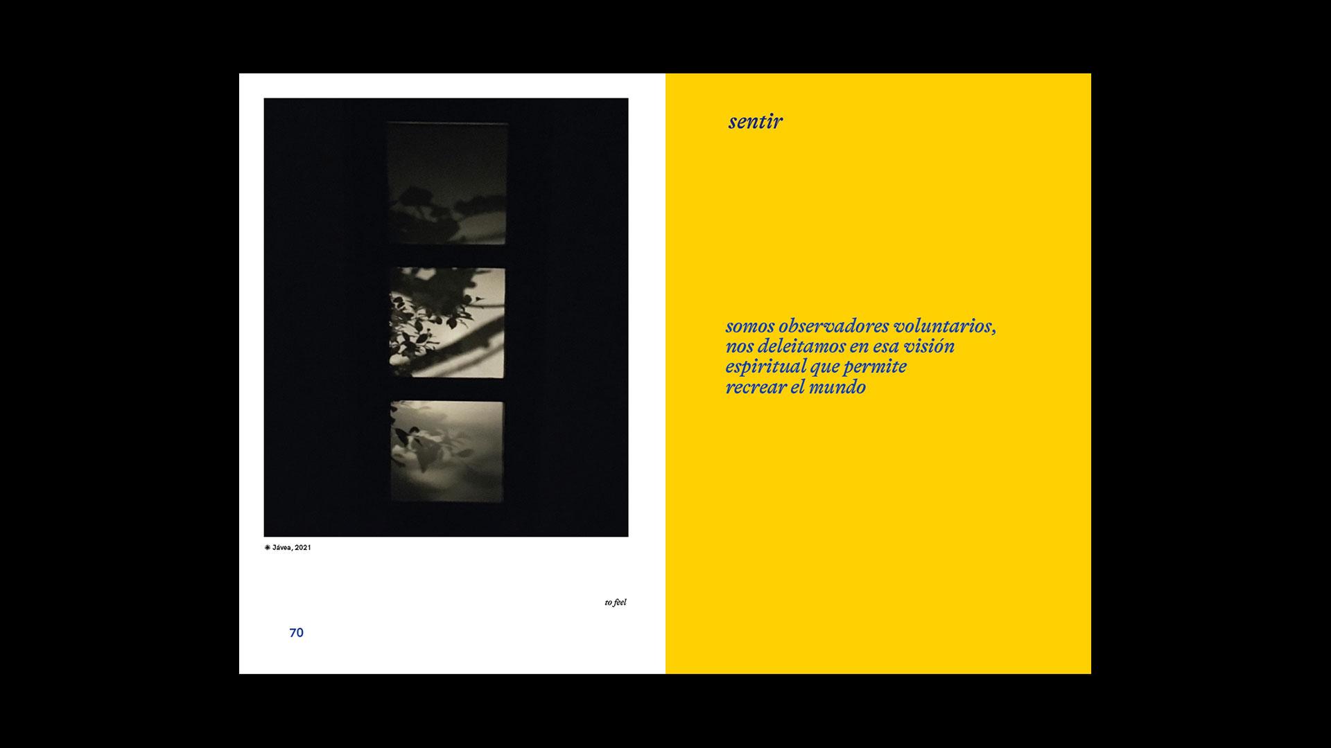 Fotolibro - La mirada inmóvil
